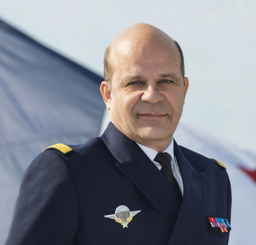 L'amiral Christophe Prazuck, Chef d'état-major de la Marine